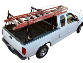 For 6 To 7 Bed Trucks Deezee Invis A Rack Cargo Management System Ladder Dz951600